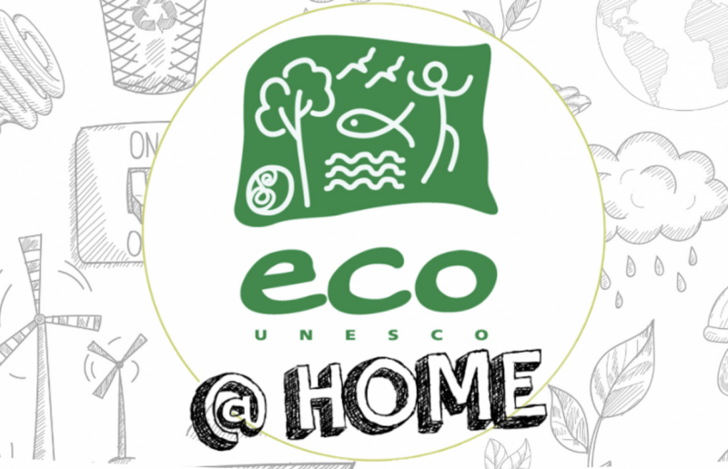 Eco Unesco at Home
